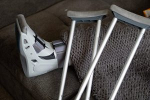 Tips for Ease of Recovery From a Broken Leg
