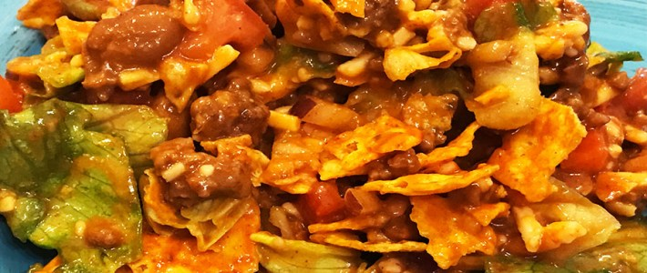 Dorito Taco Salad Recipe – A Delicious Spin On Standard Taco Salad