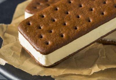 Homemade Ice Cream Sandwich Recipe – A Great Summer Treat!