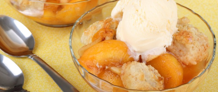 Classic Peach Cobbler Recipe – Just Like Grandma Used To Make