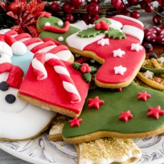 The BEST Sugar Cookie Recipe For Cut-Out Cookies