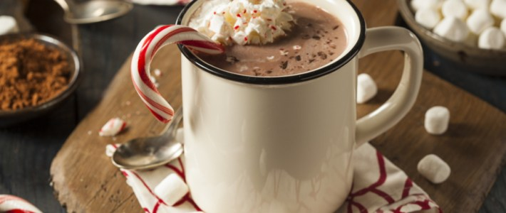instant pot blender hot chocolate