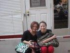 On the set #34 - Yako & Haruna