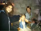 On The Set #14 - Allison Holker & family