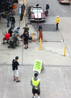 On The Set #24 - Donny & Nick scene