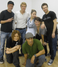Choreographers #15 - Duane, Derek, Boa, NappyTabs, Yako, Christopher Scott (did not work on film)