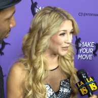 Allison Holker and her husband tWitch