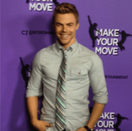 Leading Man Derek Hough