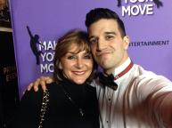 Shirley and Mark Ballas