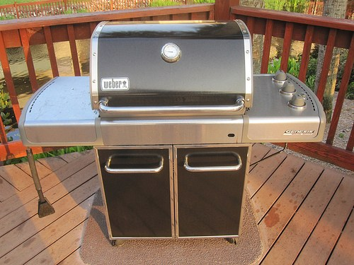 How to Convert your BBQ Grill from Propane to Natural Gas