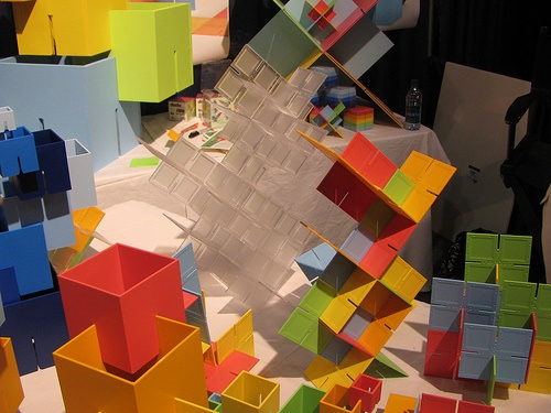 Dado cubes – nice for youngins' good for artists