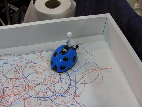 Radio controlled art