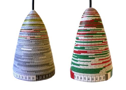 Measuring tape lights