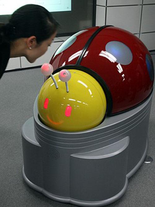 Ladybug maintenance bot