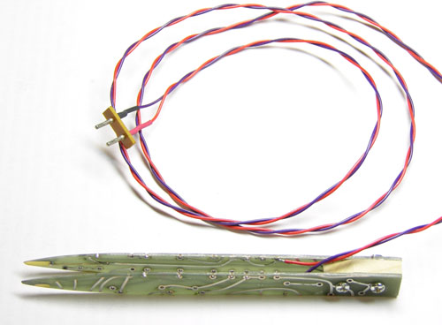 Make SMT probe Tweezers