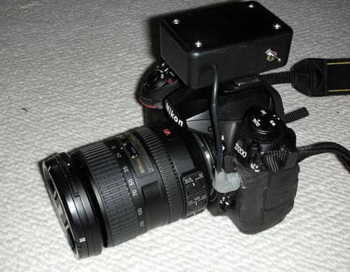DIY – GPS Camera attachment