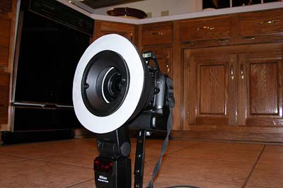 Build a ring light for less than a night out