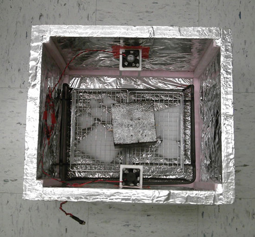 HOW TO – Build a thermal test chamber