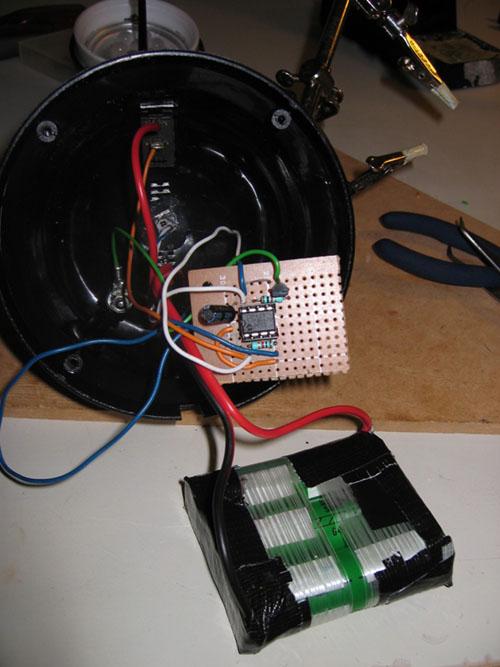 Simple night-light timer
