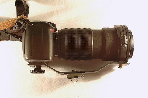 DIY Lens Support Bracket