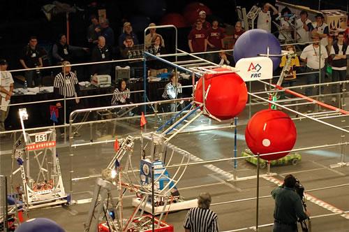 FIRST Championship, April 17-19 in Atlanta's Georgia Dome