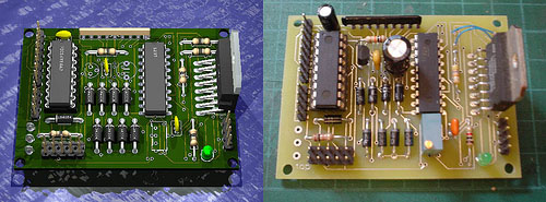 Eagle3D + POV-Ray = circuit board preview