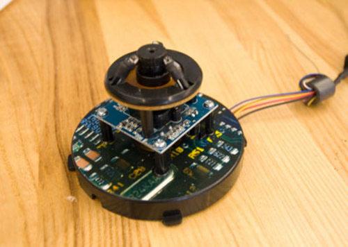 Eyeclops 'printed' circuit board