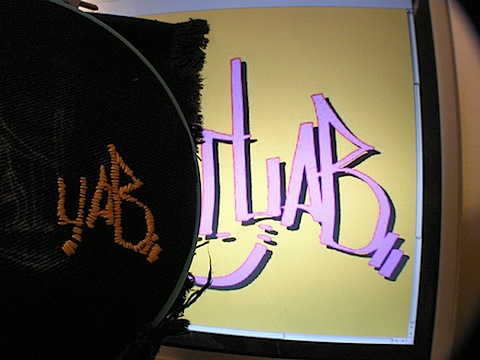 HOW TO – Embroider digital images