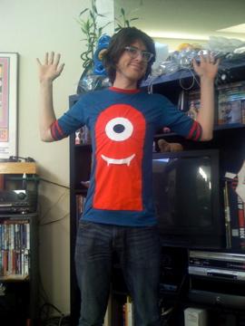 """Garth Johnson's """"Muno"""" Shirt"""