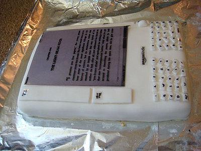 Let 'em eat Kindle Cake