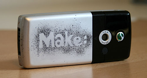MAKE phone + how-to