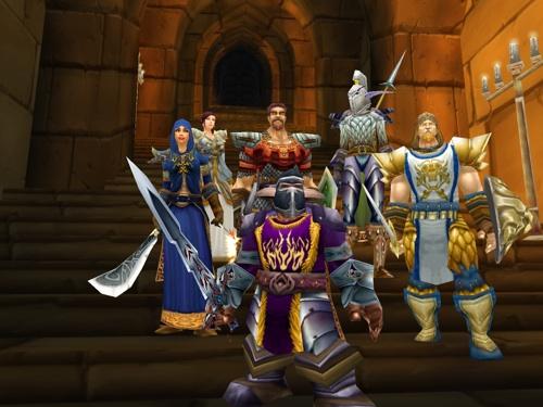 Warcraft 'bot'