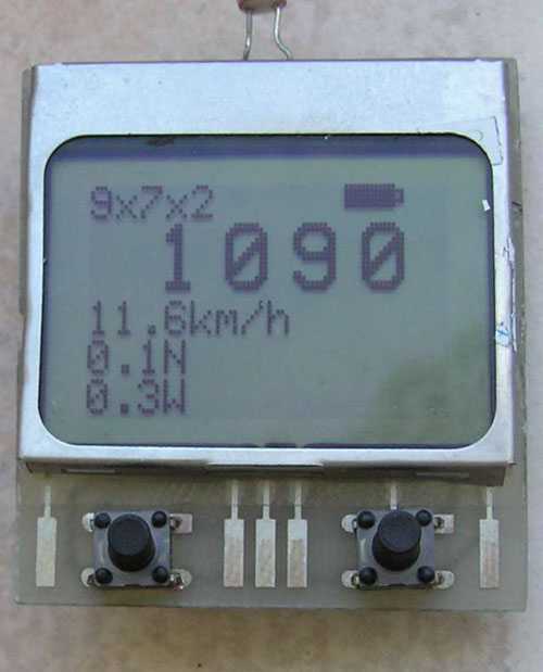 DIY Tachometer