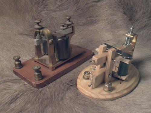 DIY Telegraph sounder