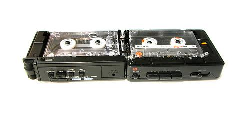 DIY analog tape delay machine