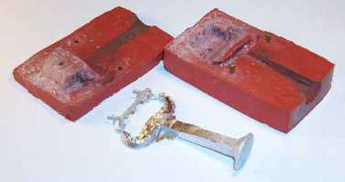 How to : Metal casting