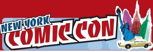 New York Comic Con – April 18-20, 2008
