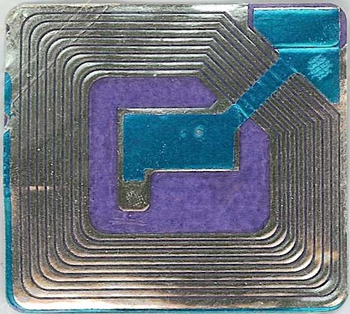 HOW TO – disable RFID tags