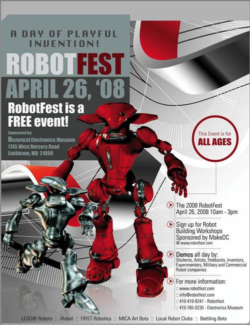 Robot Fest 2008