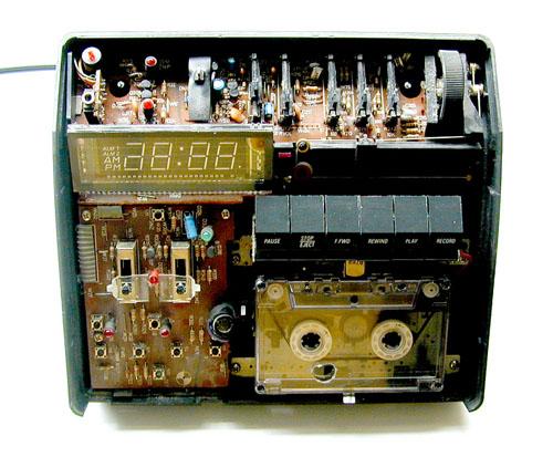 Lo-fi loop machine