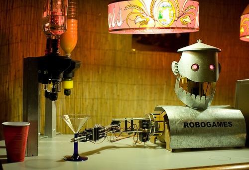 Roboexotica photos