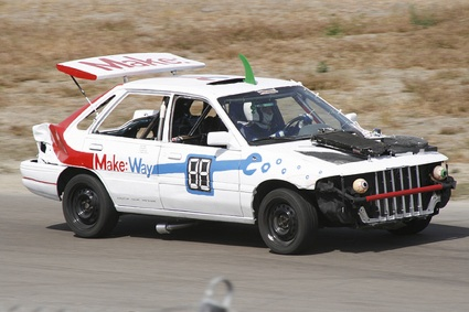 The Make: Way car — #33rd out of 97!!!!