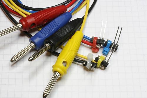 DIY: Breadboard Power Connectors