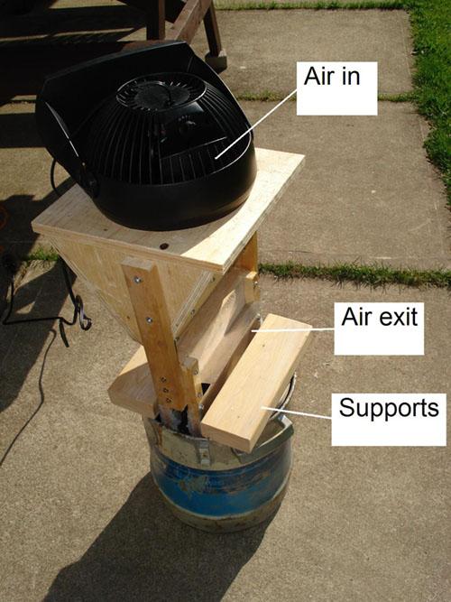 DIY: Air conditioner