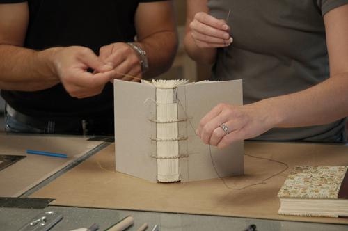 DIY Bookmaking: The Book Binding Guy