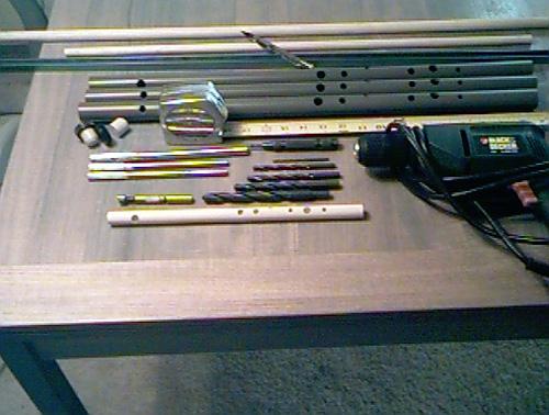 DIY: Inexpensive PVC flute