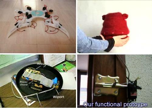 Libelium Arduino contest winners
