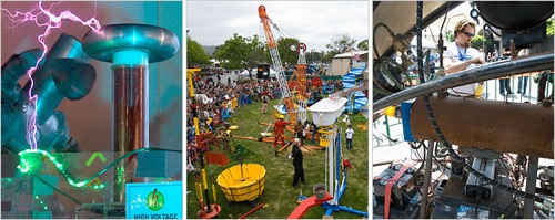 Maker Faire – Do-It-Yourself @ New York Times