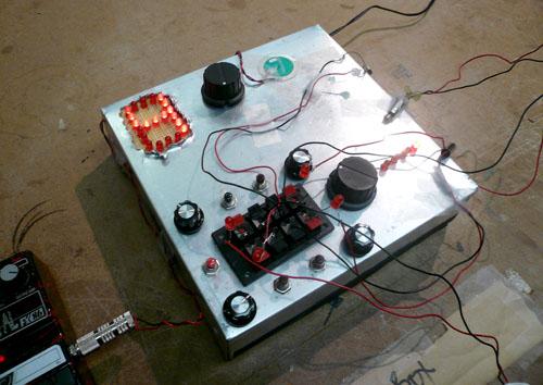Crudbox sequencer/looper