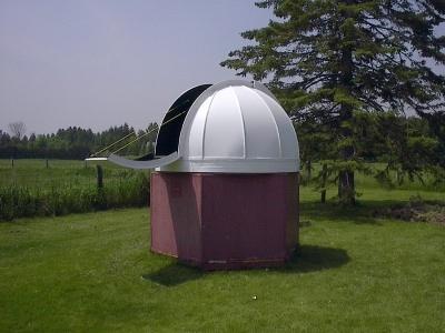 DIY Observatory dome